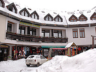Pension Garni MONA, Harrachov