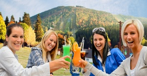 Bunter Herbst in Harrachov + BONUS